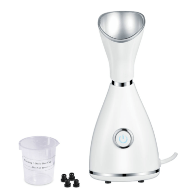 Nano Ionic Facial Steamer Package Include