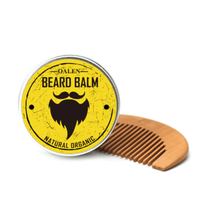 Balm for Beard and comb