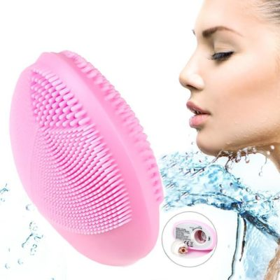 Facial Cleansing Brush silicone
