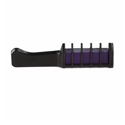Comb Hair Color Temporary purple