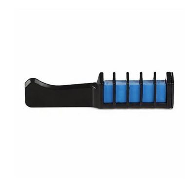 Comb Hair Color Temporary blue
